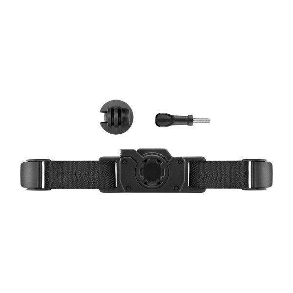 Support a sangle pour casque ventilé pour  Garmin Edge 530