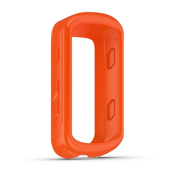 Housse en silicone Orange pour  Garmin Edge 530