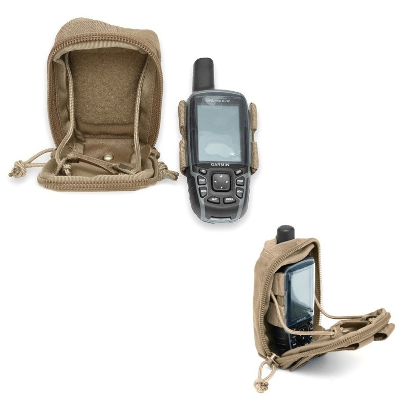 Garmin GPS Pouch - Coyote Tan
