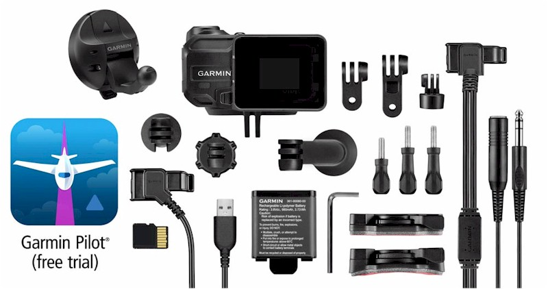 Garmin Virb XE Pack Aviation