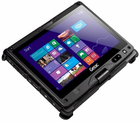 getac pc tablette convertible v110. Black Bedroom Furniture Sets. Home Design Ideas