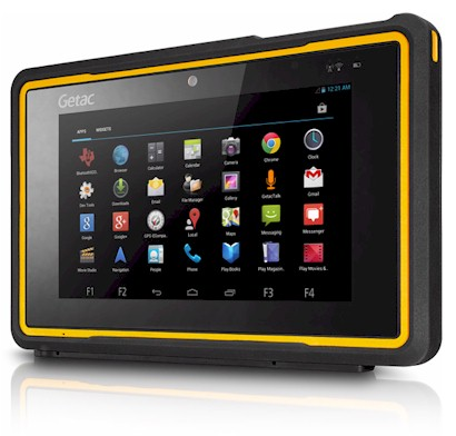 Tablet PC ATEX zone 2 Android