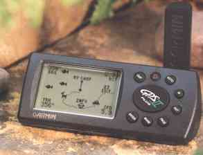 GPS Garmin II Plus