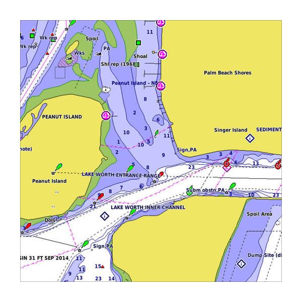 Carte Espagne Garmin Gratuite.Cartographie Marine Garmin Bluechart