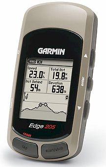 A vendre : Garmin Edge 205 et compteur Décathlon s/fil Edge205