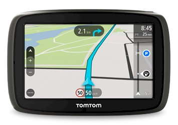 GPS Tomtom routier