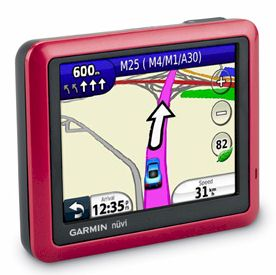 Garmin GPS nuvi 1245 City Chic