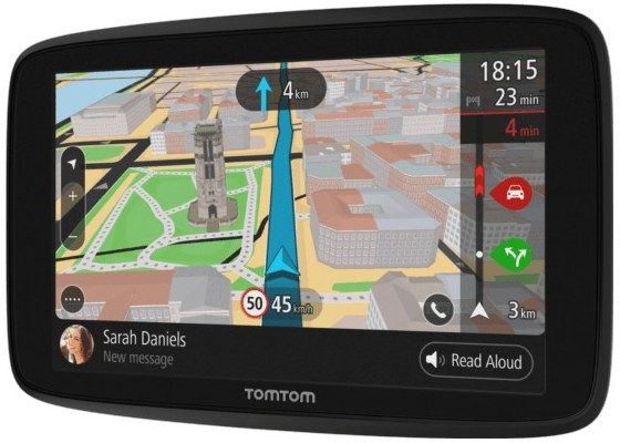 carte europe pour tomtom go 930